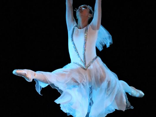 Tatevik Mkrtoumian ballerina, balletschool antwerpen