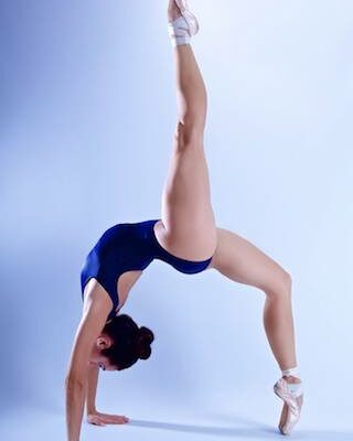 Tatevik Mkrtoumian, ballerina, www.balletworkout.be, danseres, balletschool meirbrug