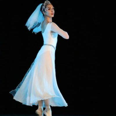 Tatevik Mkrtoumian, ballet gayane, ballerina, balletschool antwerpen